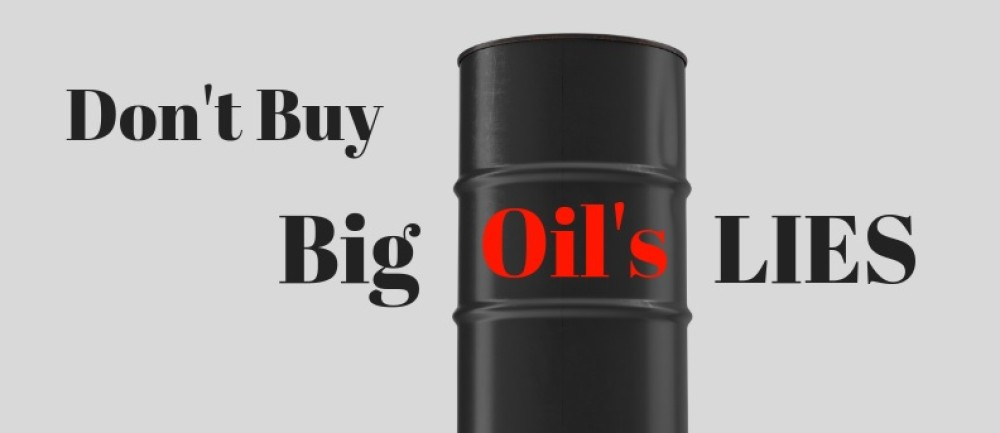 Don't Buy Big Oil's Lies on E15