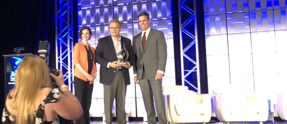 Steve Vander Griend wins High Octane Award